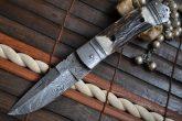custom-damascus-folding-knife-american-deer-antler-handle-2-16-p