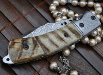 custom-made-damascus-folding-knife-ram-s-horn-handle-perkins-english-handmade-knives-407-p