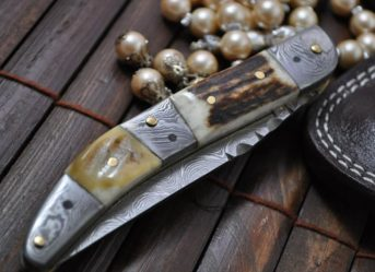custom-made-damascus-stag-folding-knife-toothpick-knife-work-of-art-by-chris-141-p