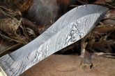 damascus-handmade-hunting-bowie-knife-with-leather-sheath-3-87-p