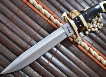 handcrafted-hunting-knife-440c-steel-beautiful-bull-horn-brass-handle-673-p