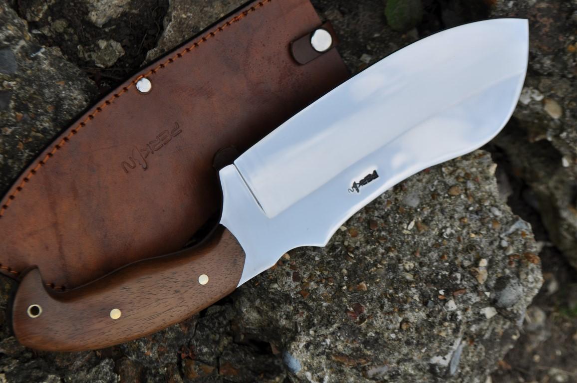Handmade Hunting Knife Tactical Style Modern Chopper Full