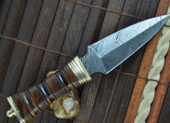hanmade-damascus-hunting-knife-double-edge-72-p
