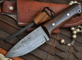 Handmade Bushcraft Knives & Gears for Sale in the UK