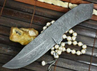 Handforged Damascus Blade - BL3