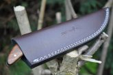 Handmade Bushcraft & Hunting Knife - 01 Carbon Steel