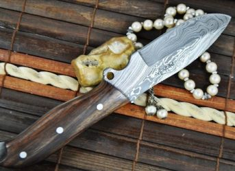 bush craft knife handmade bushcraft knife perkin steel 1187