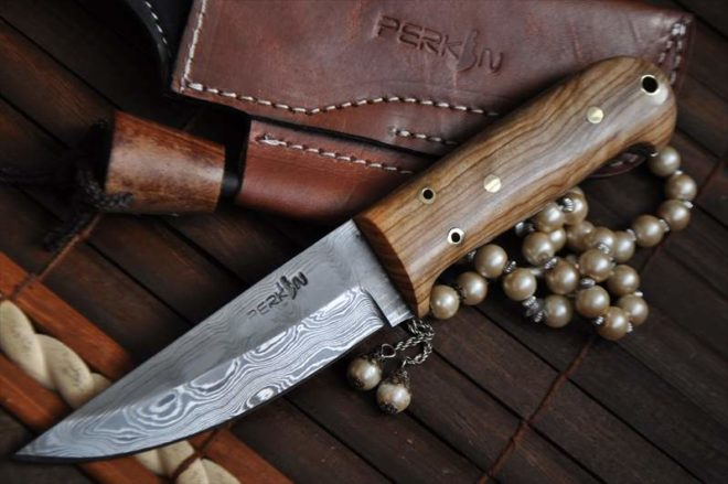 English Handmade Knife - Work Of Art