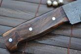 Handcrafted Damascus Chef Knife - Machete