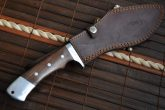 Beautiful Handcrafted Kukri Hunting Knife - 440c Steel