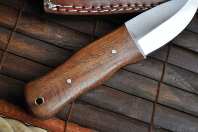 440c Steel Handmade Bushcraft Knife