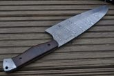 Handmade Damascus Chef knife - CFW