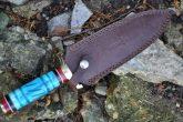 HANDMADE HUNTING KNIFE DOUBLE EDGE-AR606