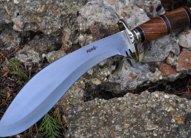 Kukri Knife With Sheath Handmade Knife