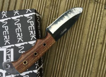 Custom Hand Made J2 Steel Blade Bushcraft Knife