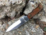 Hunting knife folding Pocket knife with sheath