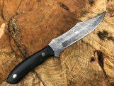 Handmade Knife for Hunting with Sheath