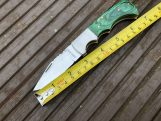 UK Legal to Carry Handmade Folding Knife - MM4SS