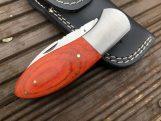 Pocket Knife UK Legal Handmade Knife 15BSS