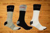 3 Pair of Work Socks Ideal for Camping, Hiking, Outdoor, Trekking & Ski Wear