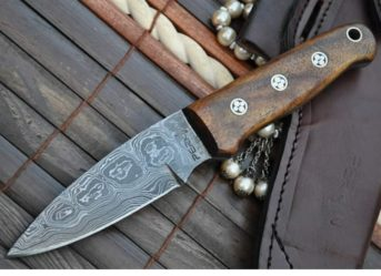 Handmade Bushcraft Knives UK