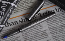 Damascus Steel Pens UK
