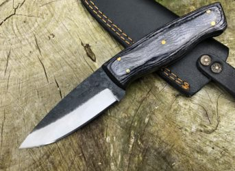 Perkin PK1500 Hunting Knife with Sheath