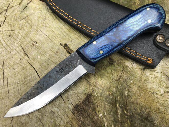 Perkin PK1175 Hunting Knife with Sheath
