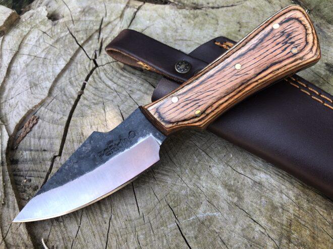 Perkin PK1095 Hunting Knife with Sheath