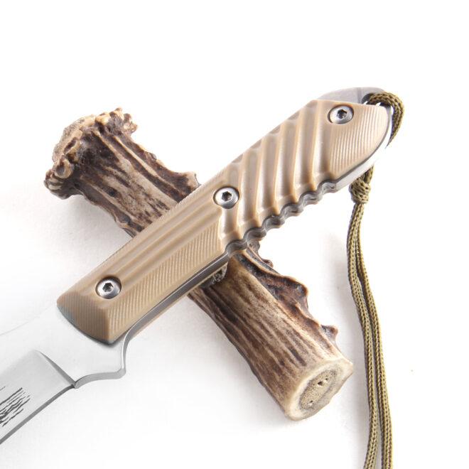 Perkin Fixed Blade Knife Hunting Knife With Sheath FBX2