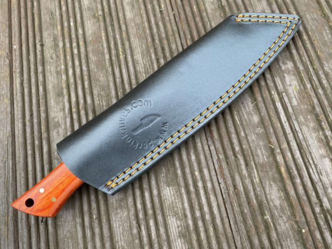 Hunting Knife with Sheath 1095 Steel PK2700