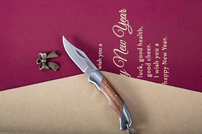 Pocket knife UK Legal, Foldable and Non- Locking Legal to Carry - NFL66