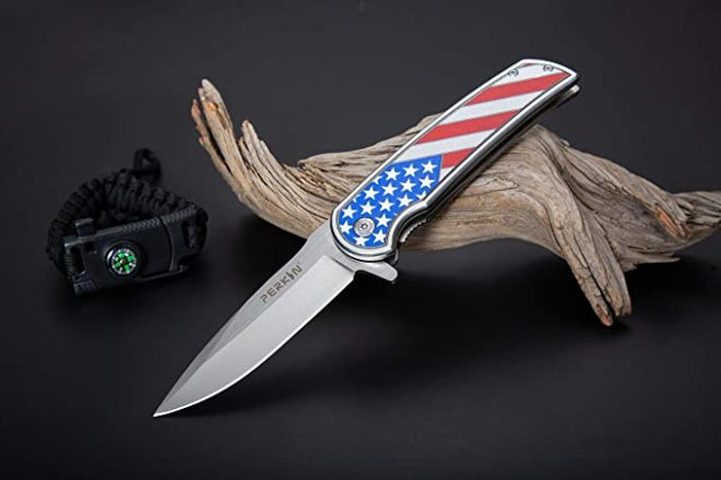 Perkin Pocket Knife Folding Knife Tactical PKF1046