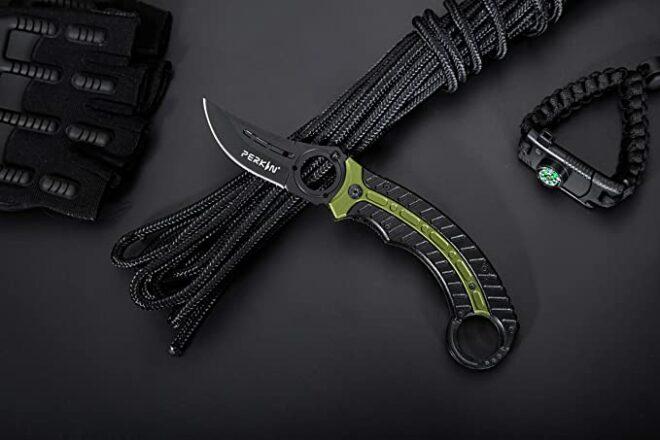 Perkin Knives Pocket Knife Folding Knife Tactical PKF1051