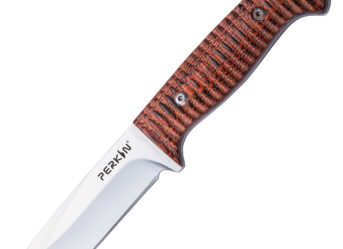 Perkin Fixed Blade Hunting Knife Bushcraft Knife Survival Knife Full tang Knife PSL2014